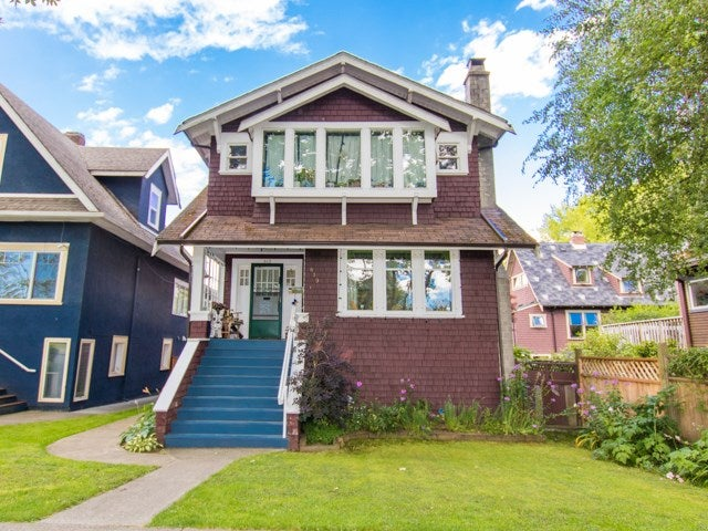 819 W 20TH AVENUE - Cambie House/Single Family for sale, 4 Bedrooms (R2094367)