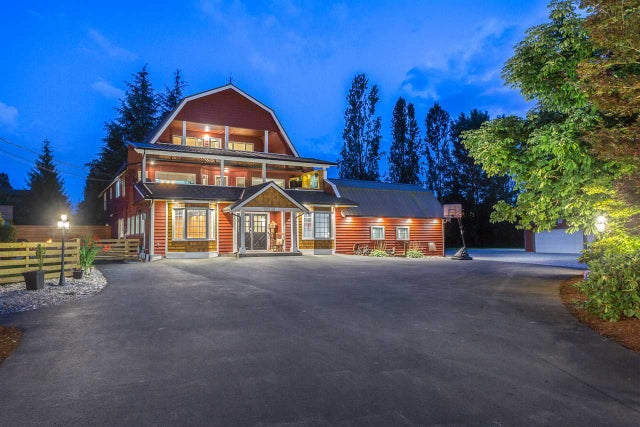 20232 POWELL AVENUE - Northwest Maple Ridge House with Acreage for sale, 7 Bedrooms (R2106394)