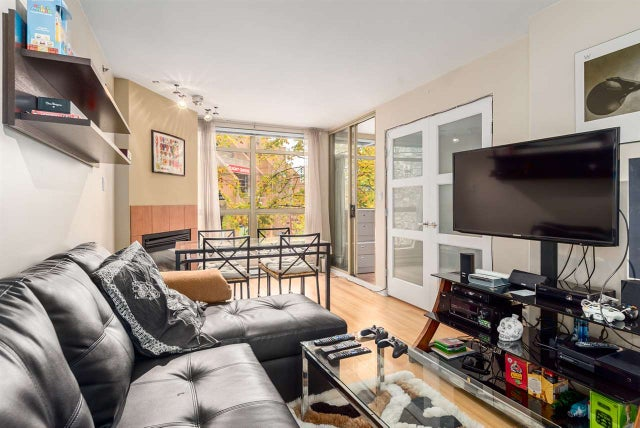 215 819 HAMILTON STREET - Downtown VW Apartment/Condo for sale, 1 Bedroom (R2008182)