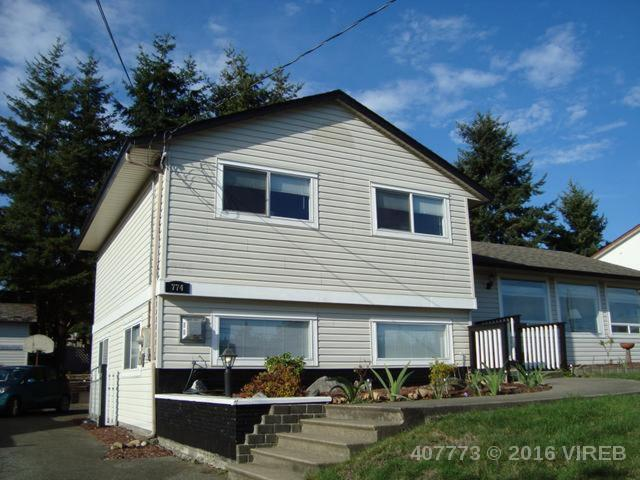 774 ALDER S STREET - Campbell River City Single Family for sale, 3 Bedrooms (407773)
