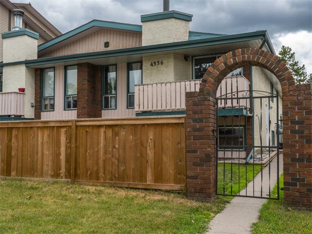 #4 4336 73 ST NW - Bowness Row House for sale, 3 Bedrooms (C4072104)