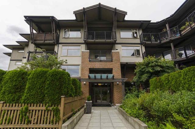 415 400 KLAHANIE DRIVE - Port Moody Centre Apartment/Condo for sale, 2 Bedrooms (R2089996)