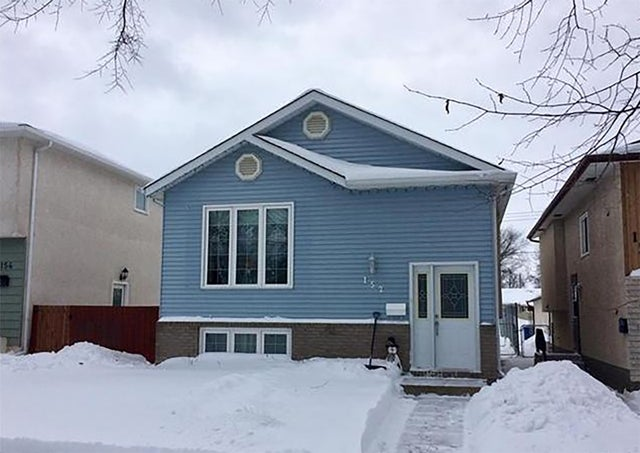 152 Thom Avenue East - East Transcona HOUSE for sale, 3 Bedrooms (1700140)