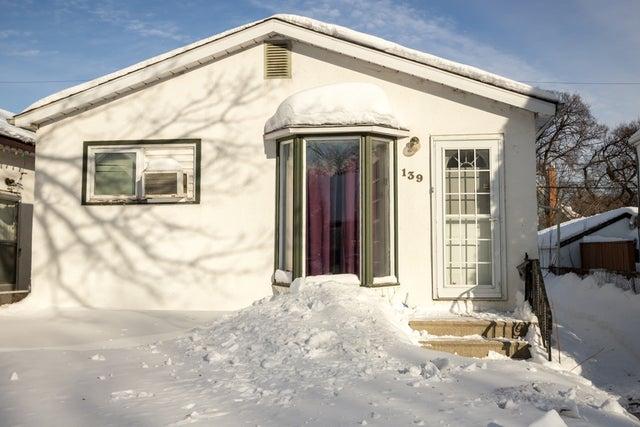 139 Hespeler Avenue - Elmwood HOUSE for sale, 2 Bedrooms (1700907)