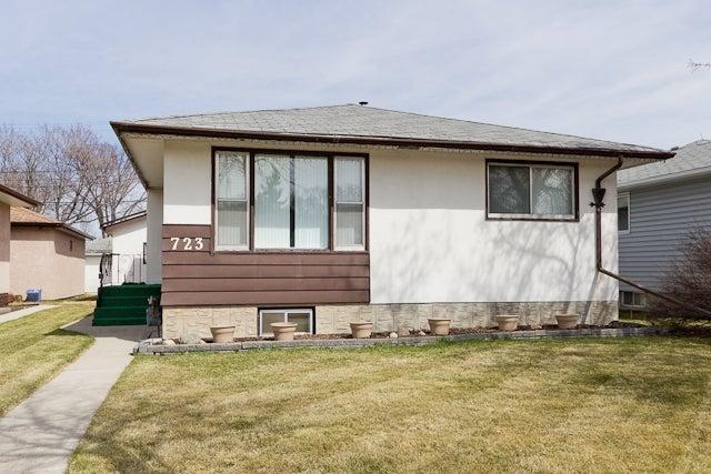 723 Regent Ave W - West Transcona HOUSE for sale, 3 Bedrooms (V779574)