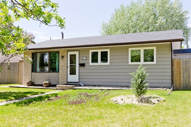 432 Dowling Ave E - East Transcona HOUSE for sale, 3 Bedrooms (R2072039)