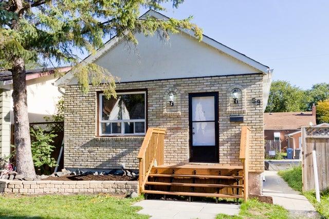 59 Newton Ave - West Kildonan HOUSE for sale, 2 Bedrooms (R2083696)