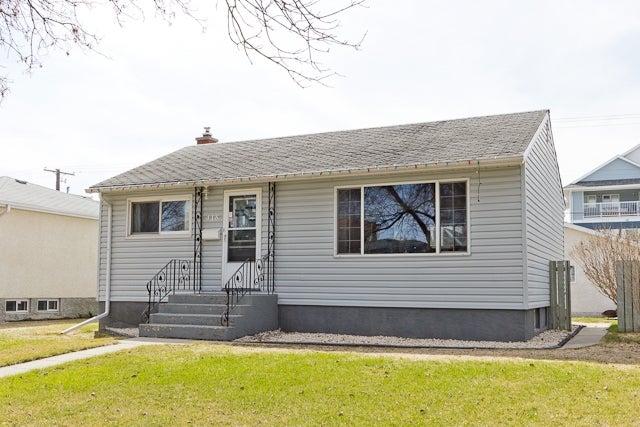 418 Melrose Ave W - West Transcona HOUSE for sale, 2 Bedrooms (V779574)