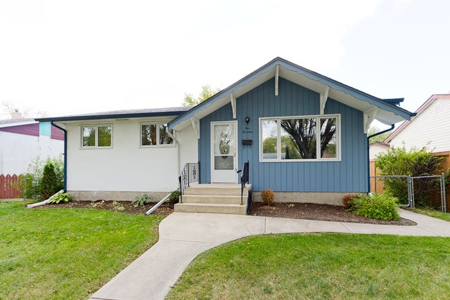 414 Newman Ave W - West Transcona HOUSE for sale, 3 Bedrooms (R2083696)