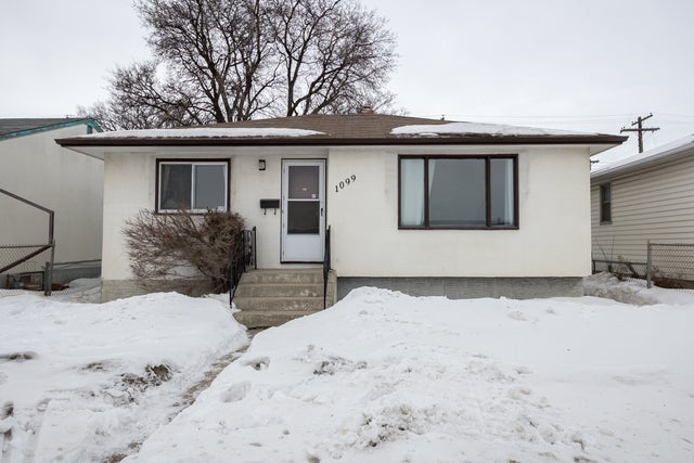 1099 Nairn Avenue - East Kildonan HOUSE for sale, 2 Bedrooms (1702789)