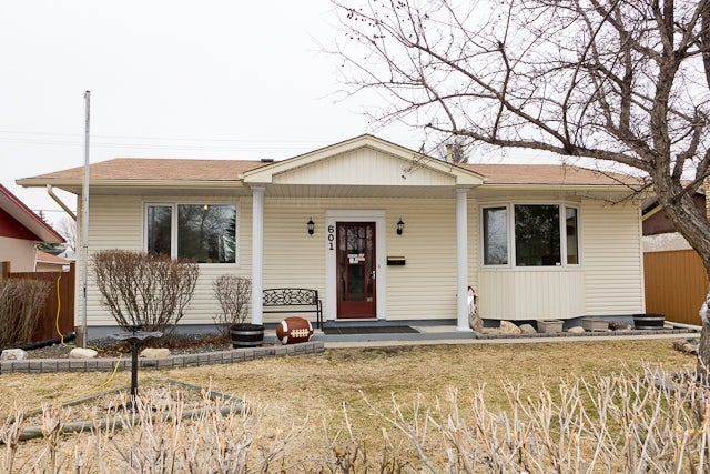601 McMeans Ave - East Transcona HOUSE for sale, 2 Bedrooms (V779574)