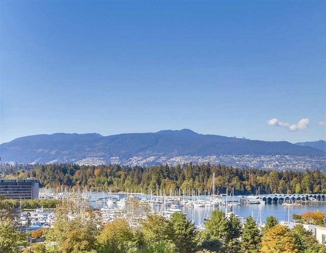 604 1228 W HASTINGS STREET - Coal Harbour Apartment/Condo for sale, 2 Bedrooms (R2110974)