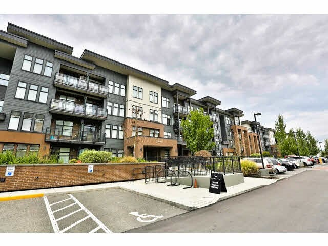 308 20062 FRASER HIGHWAY - Langley City Apartment/Condo for sale, 1 Bedroom (R2009432)