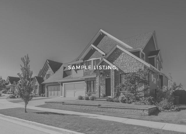 Sample Listing - Lower Lonsdale 4PLEX for sale, 5 Bedrooms (V000000)