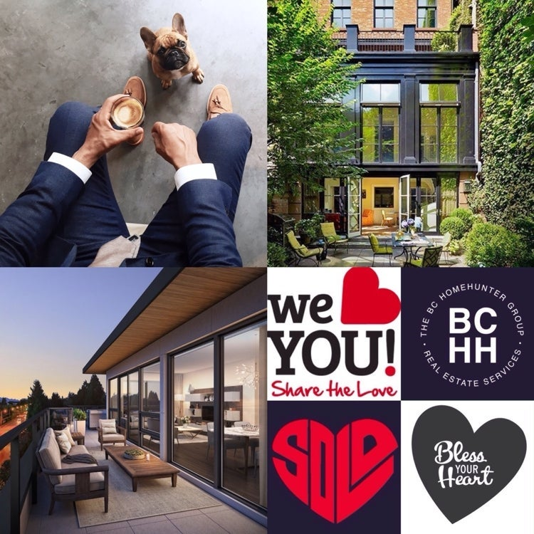 @BCHOMEHUNTER  THE BC HOME HUNTER GROUP  AWARD WINNING URBAN & SUBURBAN REAL ESTATE TEAM WITH HEART 604-767-6736  METRO VANCOUVER I FRASER VALLEY I BC  What's in your backyard? Look for our trademarked