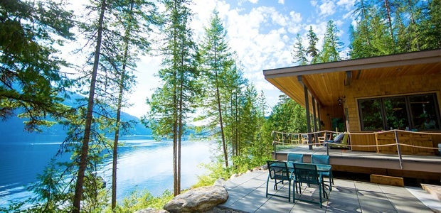 Christina Lake Cabin For Sale
