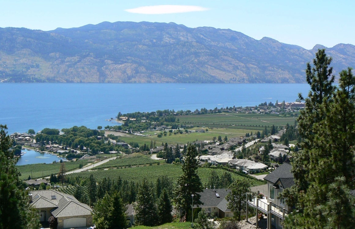 Green Bay, West Kelowna | Get here with Grant Waidman