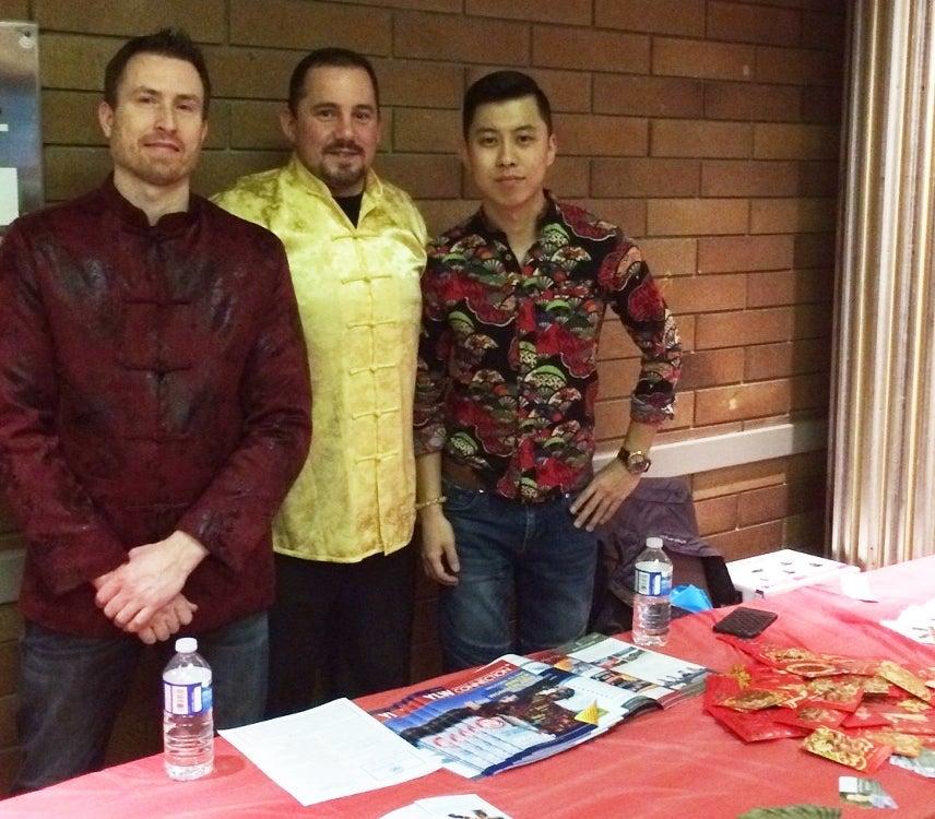 Grant Waidman Group - Proud Sponsor of OCCA's Spring Lantern Festival