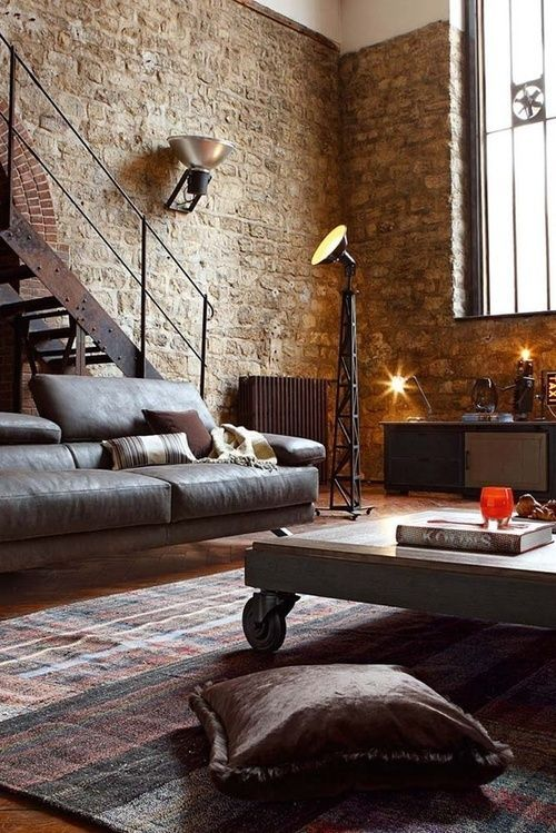 55 Beautiful Loft Designs from Around the World - Katie Burkard ...