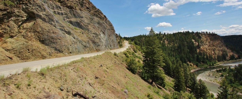 Coalmont Road