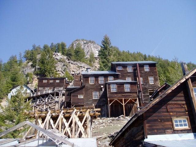 Historic Mascot Mine