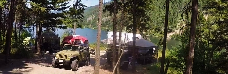 Otter Lake Camping