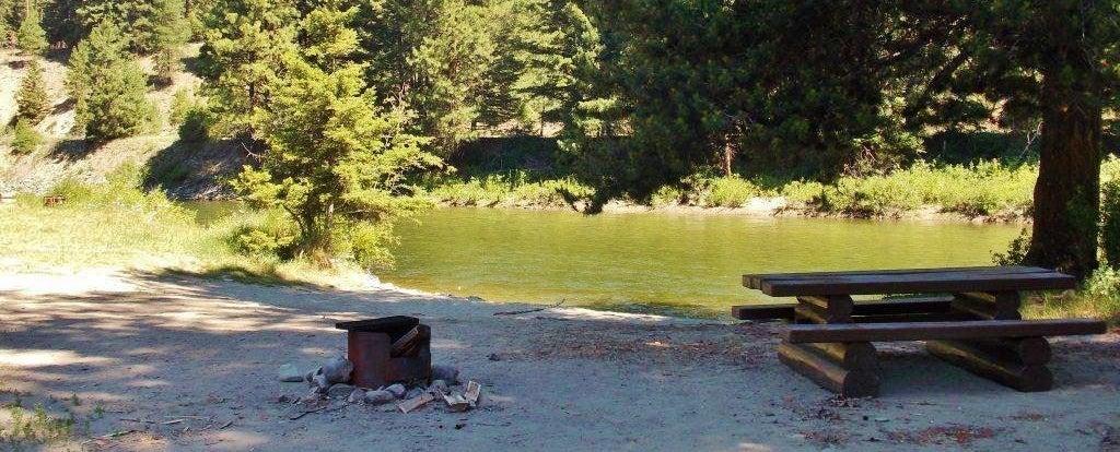 Granit Creek Recreation Campsite