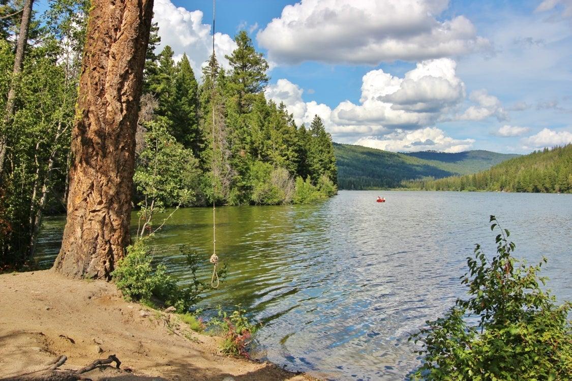 Chain Lake