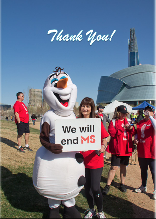 MS Society, goodfellow, lind, multiple sclorosis, real estate, community support, sponsors, winnipeg, the forks, mb liquor and lotteries, ms walk, 2015, charity, frozen, olaf