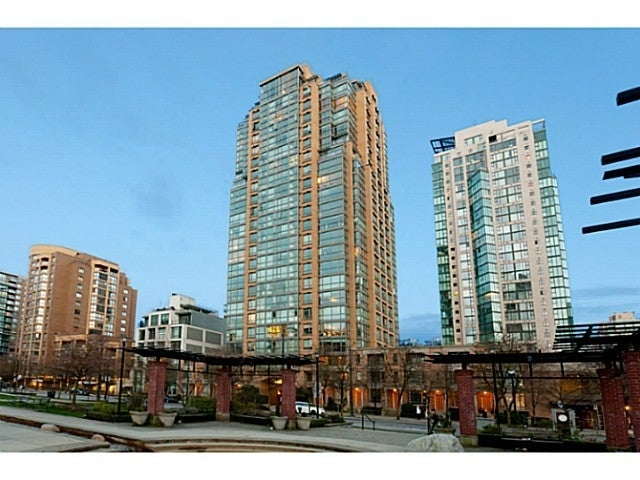 PARK PLAZA   --   1188 RICHARDS ST - Vancouver West/Yaletown #1