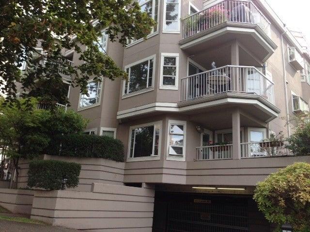 LINDEN HOUSE   --   1280 NICOLA ST - Vancouver West/West End VW #1