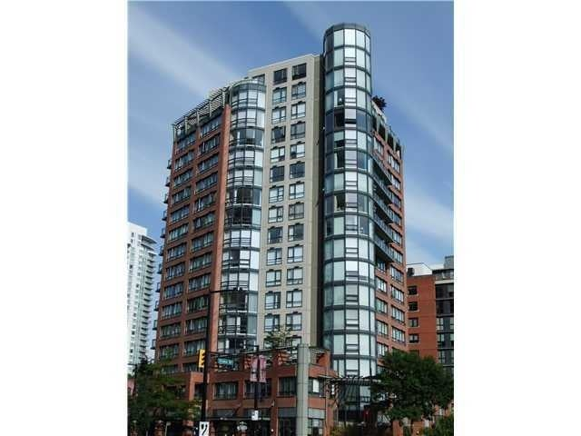 THE CONCORDIA I   --   199 DRAKE ST - Vancouver West/Yaletown #1