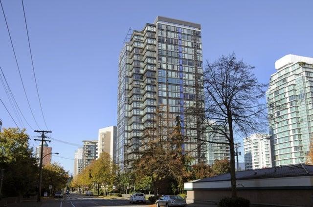 The Park   --   1723 ALBERNI ST - Vancouver West/West End VW #1
