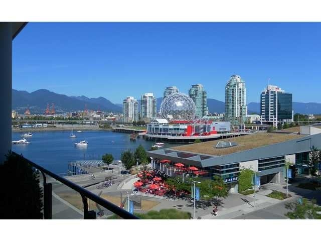 SHORELINE   --   1625 MANITOBA ST - Vancouver West/False Creek #1