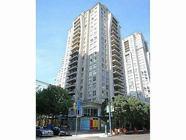 THE MONDRIAN   --   989 RICHARDS ST - Vancouver West/Downtown VW #1