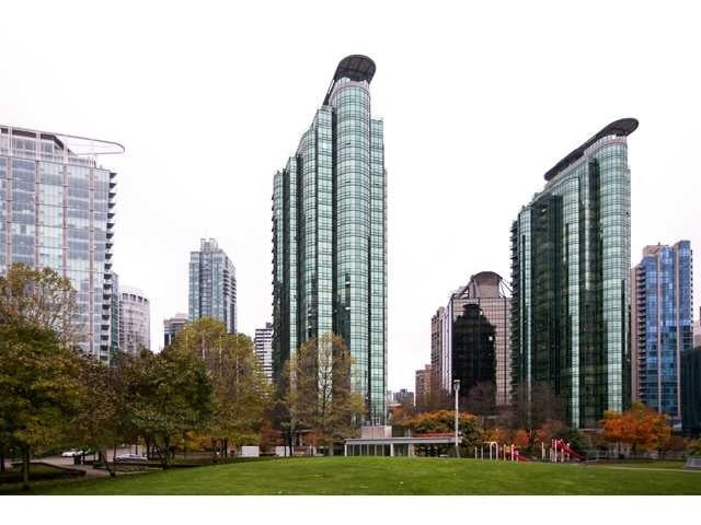HARBOURVIEW PARK TOWERS   --   555 JERVIS ST - Vancouver West/Coal Harbour #1