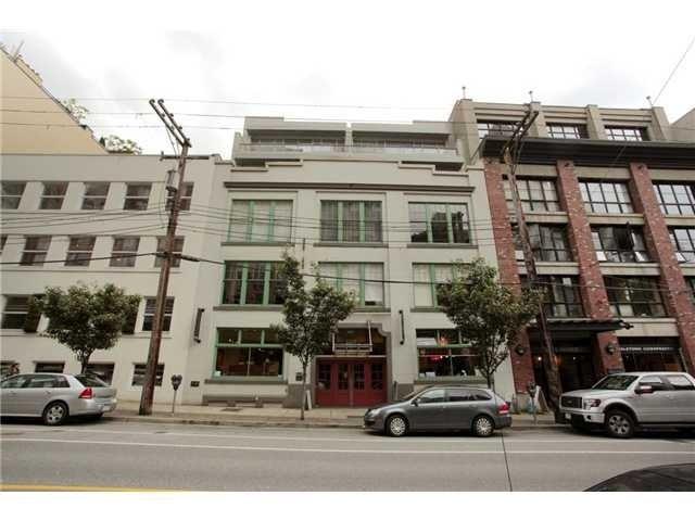 ELLISON   --   1228 HOMER ST - Vancouver West/Yaletown #1