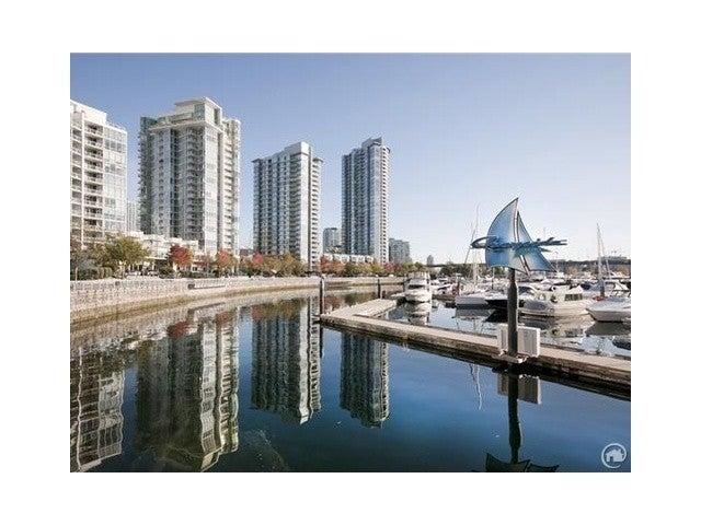 QUAYWEST II   --   1067 MARINASIDE CR - Vancouver West/Yaletown #1