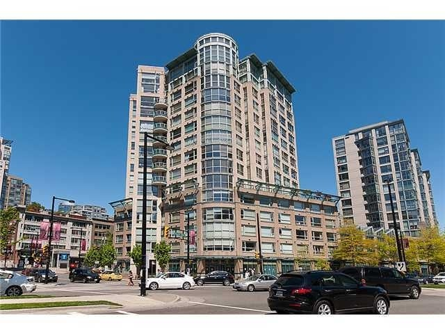 PACIFIC PLAZA   --   283 DAVIE ST - Vancouver West/Yaletown #1
