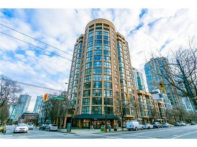 ROBINSON TOWER   --   488 HELMCKEN ST - Vancouver West/Yaletown #1