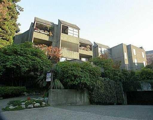 Landmark Bayside   --   1045 BURNABY ST - Vancouver West/West End VW #1