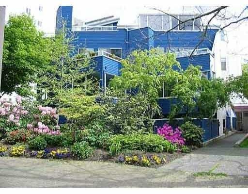 Cardero Court   --   1238 CARDERO ST - Vancouver West/West End VW #1
