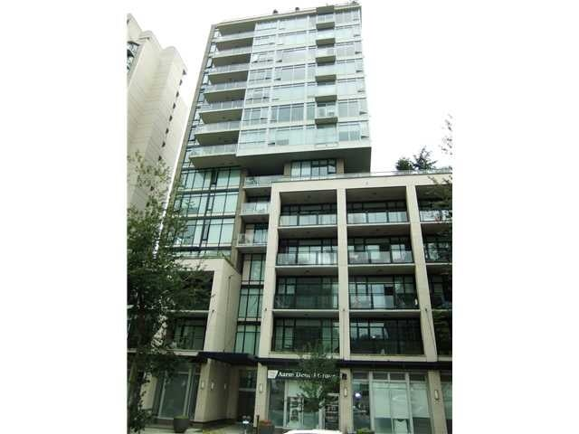 PURE   --   1252 HORNBY ST - Vancouver West/Downtown VW #1