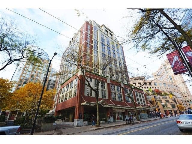 819 HAMILTON   --   819 HAMILTON ST - Vancouver West/Downtown VW #1