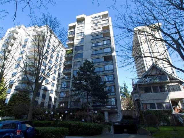 QU'APPELLE   --   1165 BURNABY ST - Vancouver West/West End VW #1
