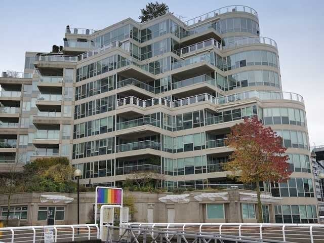 YACHT HARBOUR POINTE   --   1600 HORNBY ST - Vancouver West/Yaletown #1