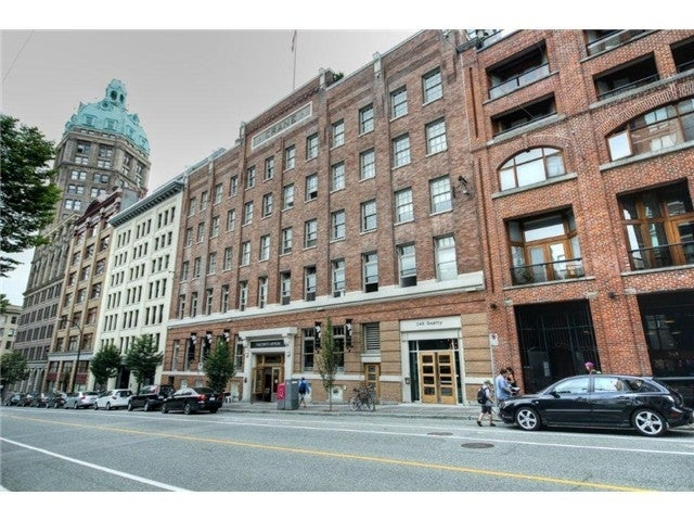THE CRANE BUILDING   --   546 BEATTY ST - Vancouver West/Downtown VW #1