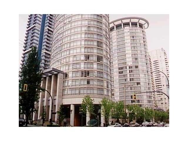 PALLISADES   --   1200 ALBERNI ST - Vancouver West/West End VW #1