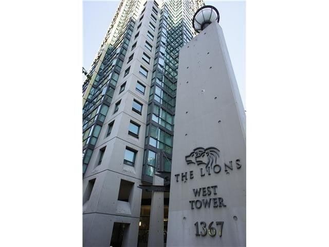 THE LIONS   --   1367 ALBERNI ST - Vancouver West/West End VW #1