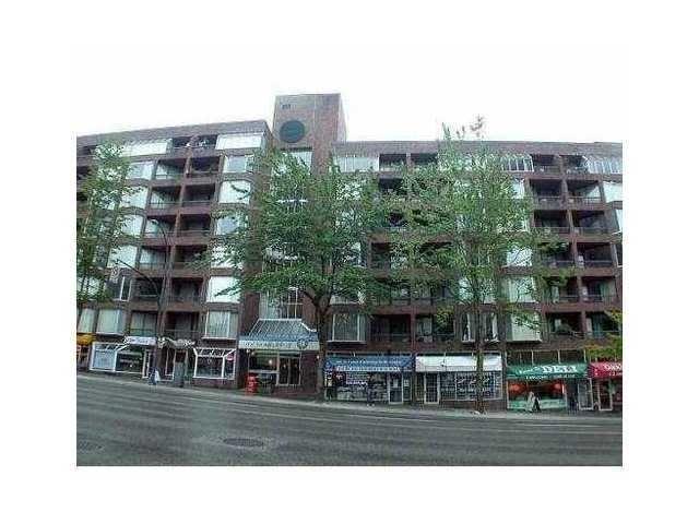 ANCHOR POINT   --   1330 BURRARD ST - Vancouver West/Downtown VW #1